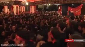مداحی «یک طرف اکبر به میدان می رود» از حاج محمود کریمی