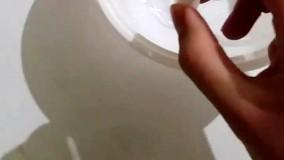 آموزش ساخت اسلایم آدامسی با آدامس بدون چسب و بوراکس