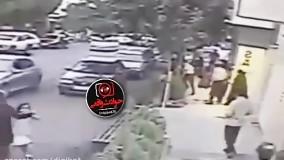 کیف قاپی حرفه ای در تهران