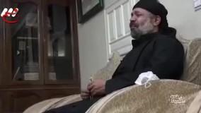 روضهخوانی محمود کریمی در منزل سردار شهید حاج قاسم سلیمانی