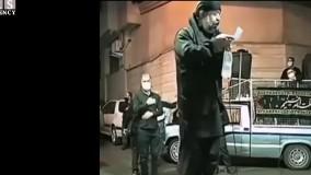 مداحی محمود کریمی در محله ارمنی ها