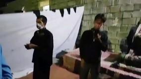 مداحی رضا بلوچی شب عاشورا ۹۹