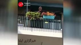 مداحی محمد بحرانی صداپیشه جناب خان در ایام محرم