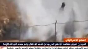 استفاده ارتش صهیونیستی از آدمک در مرز لبنان!