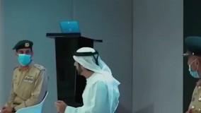فارغ التحصیلی دانشجویان پلیس زن در دبی