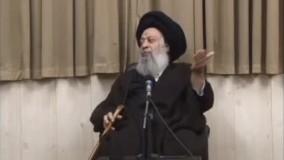 پاسخ آیت الله موسوی جزایری به پناهیان : نیازی نیست مسئولی را به گاری ببندید