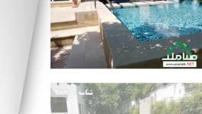 فروش باغ ویلا دوبلکس با پایانکار در زیبادشت کرج