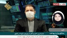 آخرین آمار و اخبار کرونا ویروس در ایران 18 مرداد 1399