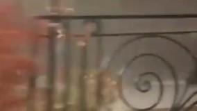 ویدیوی هولناک دیگری از انفجار بیروت و صدای موسیقی که قطع نشد...