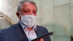 محسن هاشمی : خواهش می کنم بین من و قالیباف فتنه انگیزی نکنید !