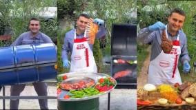 آموزش آشپزی با سرآشپز بوراک