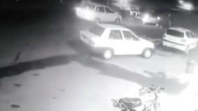 تیر اندازی خونین در جاده مشهد