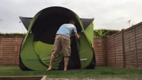 خرید چادر مسافرتی حرفه ای