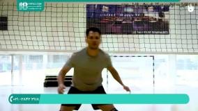آموزش تمرینات تحت فشار در ورزش والیبال