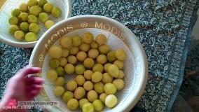 روش درست کردن لیمو عمانی در خانه مرحله به مرحله