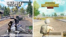 مقایسه کالاف دیوتی و پاب جی (Pubg  VS Call of Duty)