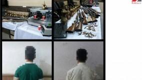 دستگیری زورگیران خشن کمتر از 72 ساعت : در اهواز رخ داد