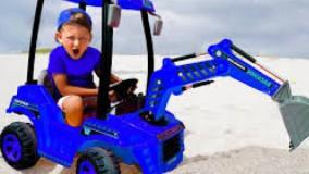 سونیا و بابایی : ماشین های جدید سونیا
