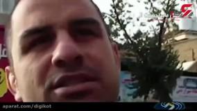 واکنش رسانههای بیگانه بعد از اعدام نوید افکاری ؛ تطهیر قاتل با لباس ورزشکار
