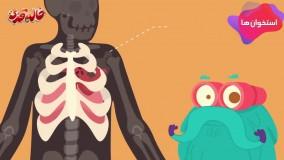 دکتر باینو - استخوان ها  - Bones (اپلیکیشن خاله قزی)