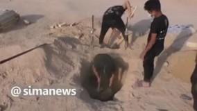 قربانیان کرونا در عراق دو بار دفن میشوند!
