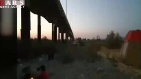 زندگی مادر و فرزندان زیر پل در شهر رامهرمز خوزستان