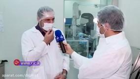 داروی مقابله با کرونا، در دستان متخصصان ایرانی