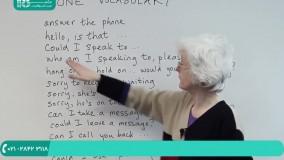 روش صحبت کردن به زبان انگلیسی درمکالمه تلفنی