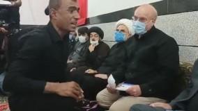 التماس شهروند خوزستانی مقابل چشمان قالیباف