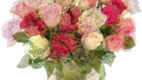 ارسال گل طبیعی به آلمان