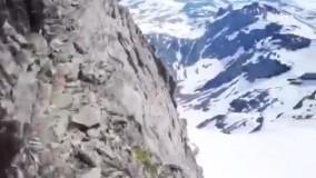 ترسناک ترین مکان کوهنوردی در نروژ