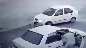 زورگیری و سرقت خودرو در سپیدار اهواز