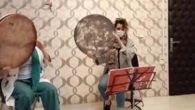 آموزش دف در کرج - آموزشگاه موسیقی ملودی