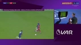 خلاصه بازی چلسی 0 - لیورپول 2