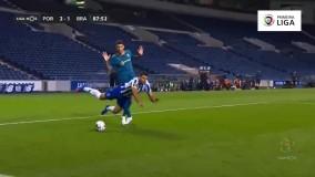 پنالتی گرفتن طارمی در اولین بازی برای پورتو