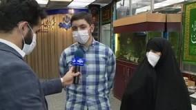 حضور برترین های کنکور در خبرگزاری صداوسیما