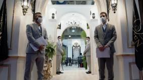 ثامن فرفورژه در بیستمین دوره نمایشگاه بین المللی صنعت ساختمان - تهران 1399