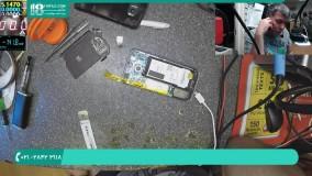 دلیل روشن نشدن گوشی موبایل و نحوه تعویض برد سوخته