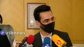 وزیر ارتباطات و امر به معروف کرونایی رئیس کمیسیون امنیت ملی مجلس!