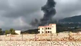 انفجار مهیب در جنوب لبنان