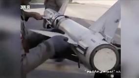 تعقیب جنگنده عراقی در خاک عراق توسط خلبان ایرانی