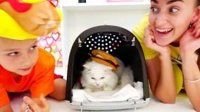 ماجراهای ولاد و نیکیتا : سالن زیبایی حیوانات خانگی