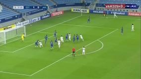 گل های بازی استقلال 3 - الاهلی عربستان 0