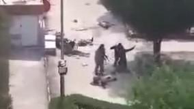 فیلمی جدید از حمله به مراسم رژه سال ۹۷