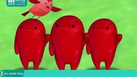 آموزش حروف الفبا به کودکان  ؛  آموزش الفبا ؛  حروف الفبای انگلیسی (اعداد و رنگ ها)