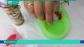 ساخت صابون با چاپ عکس روی صابون
