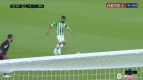 خلاصه بازی رئال بتیس 2 - رئال مادرید 3