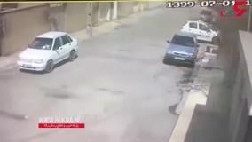 دستگیری سارق خودرو در کلانشهر اهواز + فیلم توضیحات پلیس