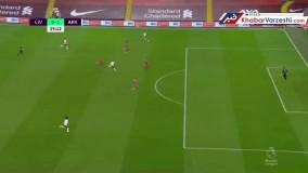 خلاصه بازی لیورپول ۳ - آرسنال 1