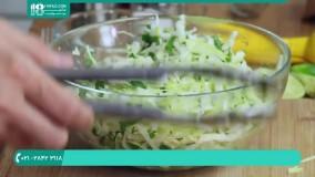 مراحل پخت ماهی سوخاری | آشپزی با هایلا